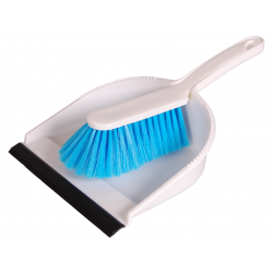 "Hygiene Kehrgarnitur ""Profi"", blau"