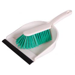 "Hygiene Kehrgarnitur ""Profi"" grün, soft"