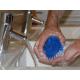 "Handewaschbürste ""Profi"" blau"