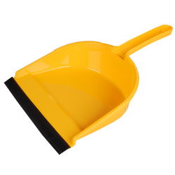 "Hygiene Kunststoff Schaufel ""Profi"" gelb"