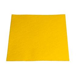 Allzwecktuch, 10er Pack, gelb