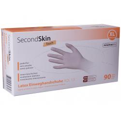 Einweghandschuh SecondSkin Latex Touch XL