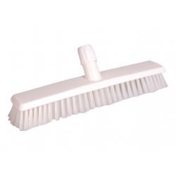 Hygiene Schrupper 40 cm, hard, weiss