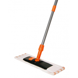 "Bodengerät ""Micro Clean"" mit Microfaserbezug 40 cm"