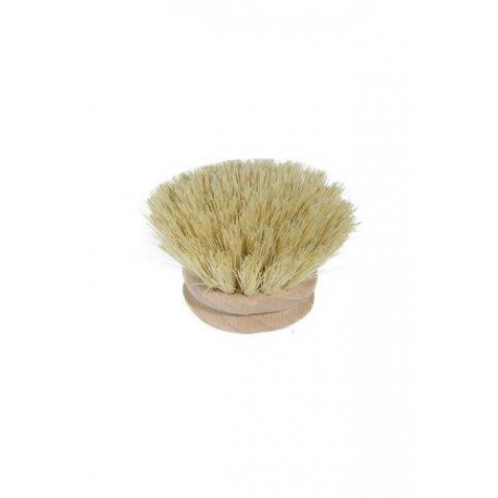 Ersatzkop für Spülbürste 4 cm, Fibre