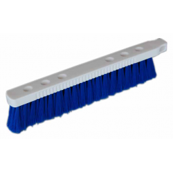 Hygiene Mehlbesen 30 cm, soft, blau