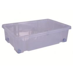 Unterbettbox ohne Deckel